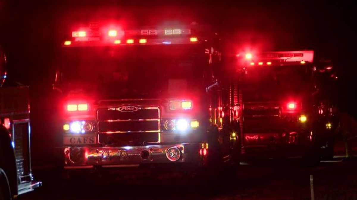 Butler County trailer fire displaces 2 families