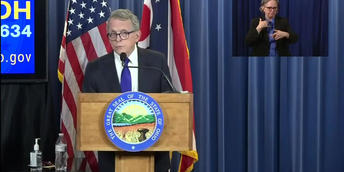 Gov. Mike DeWine announces outdoor visitation at some Ohio assisted living facilities