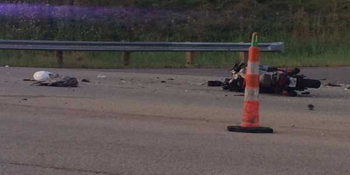 Motorcyclist ID'd in fatal crash on Blue Rock Road at WB I-275