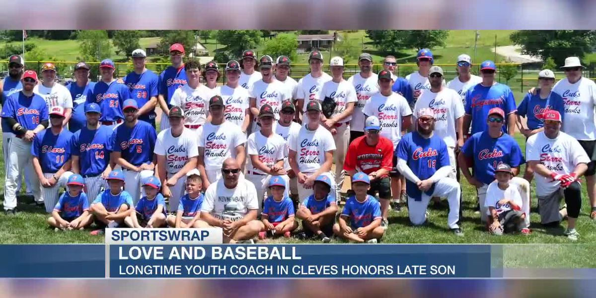 Love and Baseball: longtime Cleves youth coach honors late son