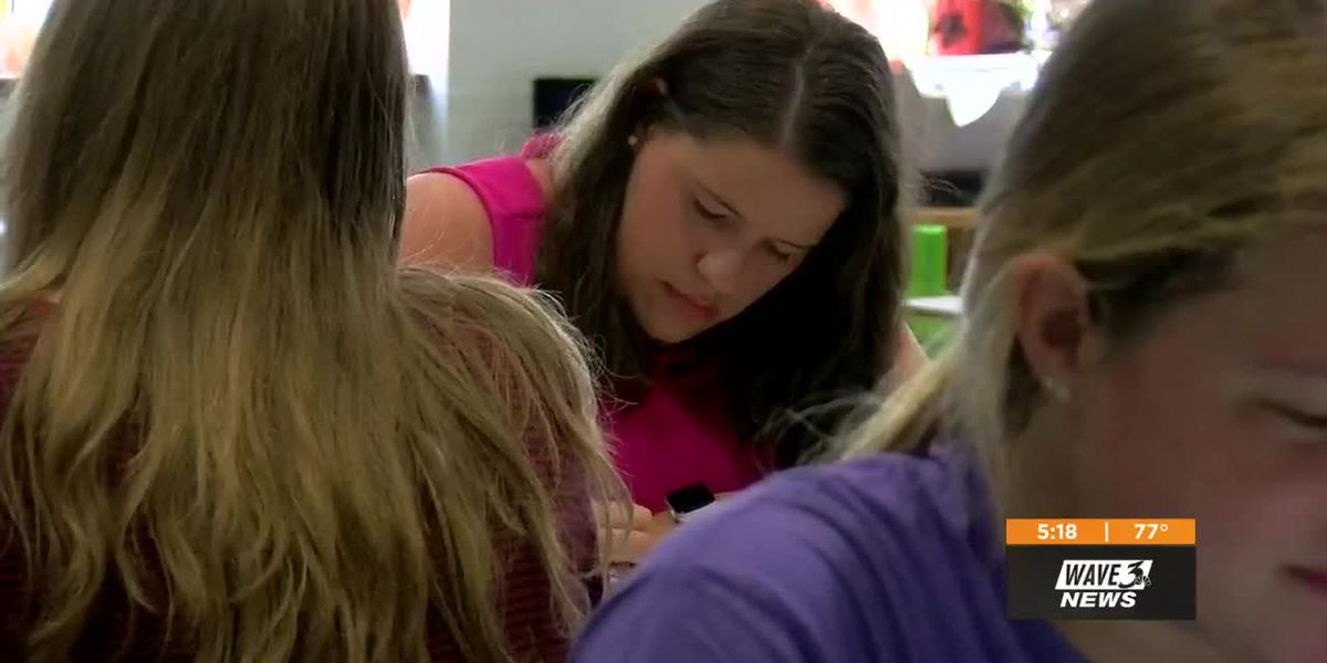 Brown student excels following dyslexia diagnosis