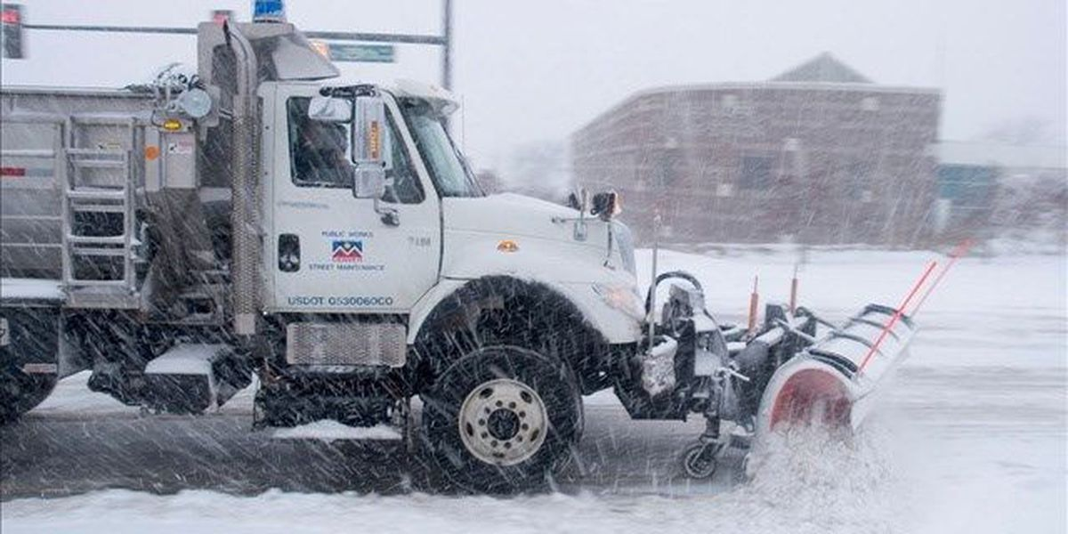 Cincinnati crews working around-the-clock to manage snow and ice