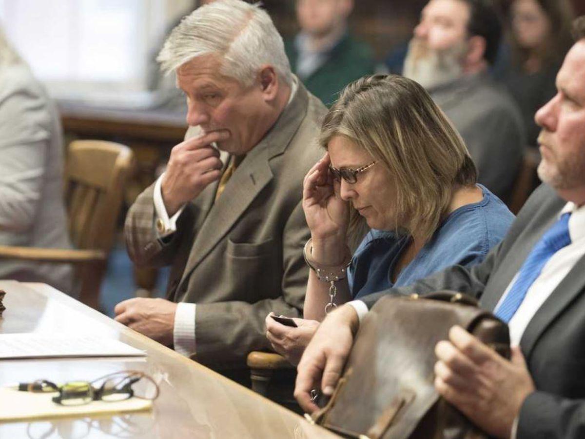 Wagner mother in court for Rhoden family massacre
