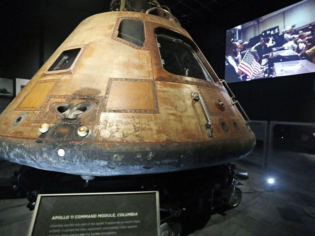 Destination Moon: The Apollo 11 Mission exhibit coming to Cincinnati Museum Center