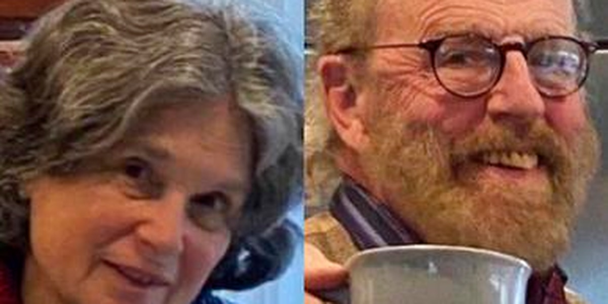 Missing couple found after a week