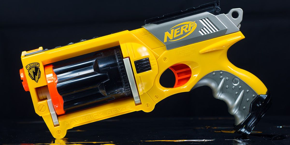 Area police: Don't use all-black toy guns during 'Nerf Wars'