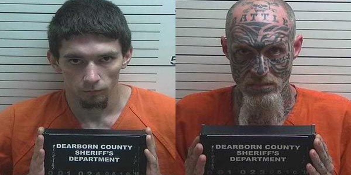 2 men facing drug charges after meth found during traffic stop