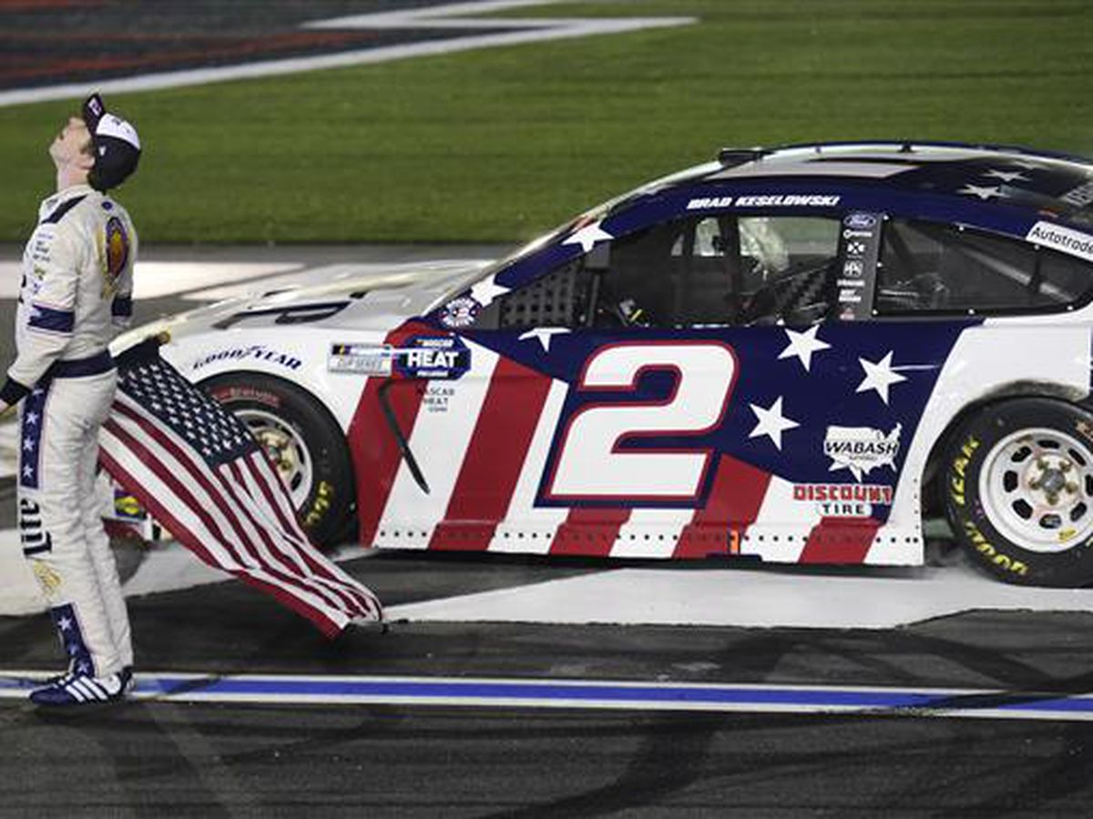 Kentucky Speedway adds fourth race to NASCAR weekend in July