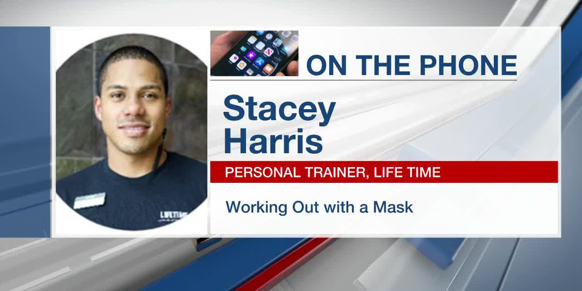 Working Out with a Mask