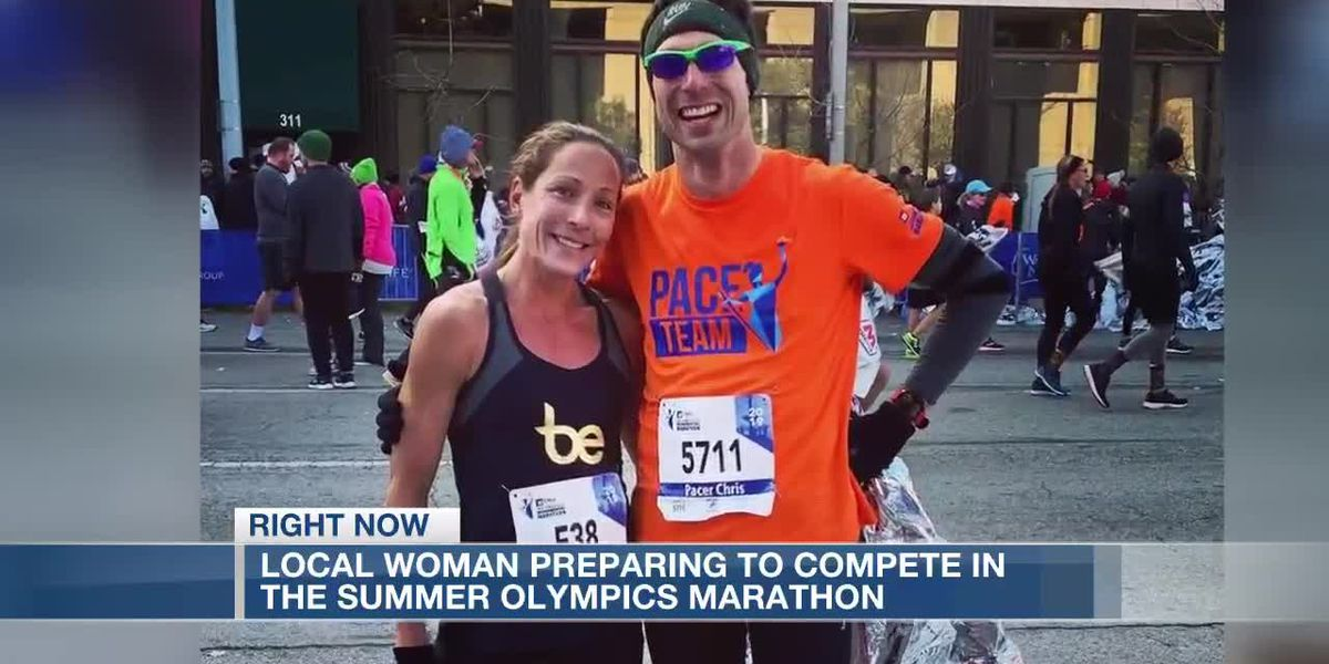 Local woman preparing to compete in Summer Olympics marathon