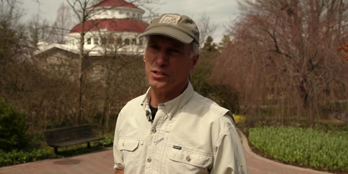 Director Thane Maynard talks economic impact of coronavirus on Cincinnati Zoo & Botanical Garden