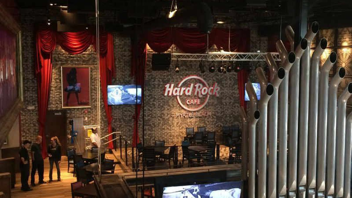 Hard Rock Cafe bringing 100+ jobs to downtown casino; hiring weekend announced