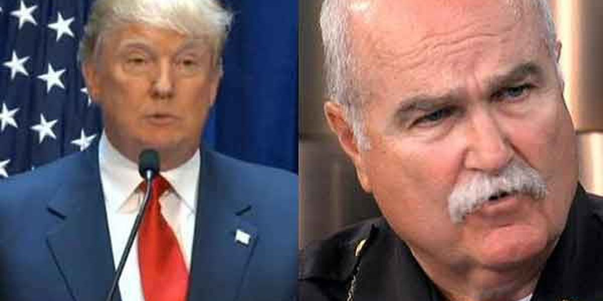 Donald Trump could meet with Butler Co. Sheriff