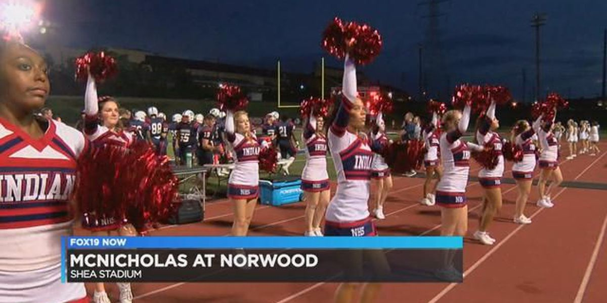 McNicholas and Norwood suspended by rain