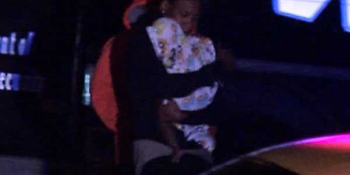 Father in custody after SWAT standoff involving baby