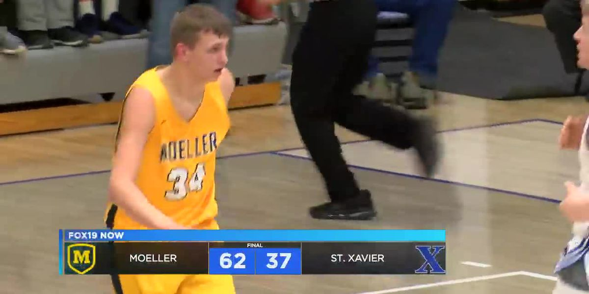Moeller beats St. X to stay perfect