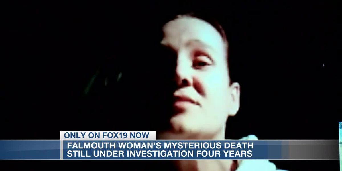 A Falmouth woman's family is still asking for answers four years after her 2016 death.