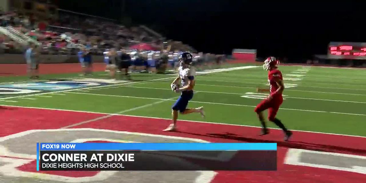 Conner shuts out Dixie