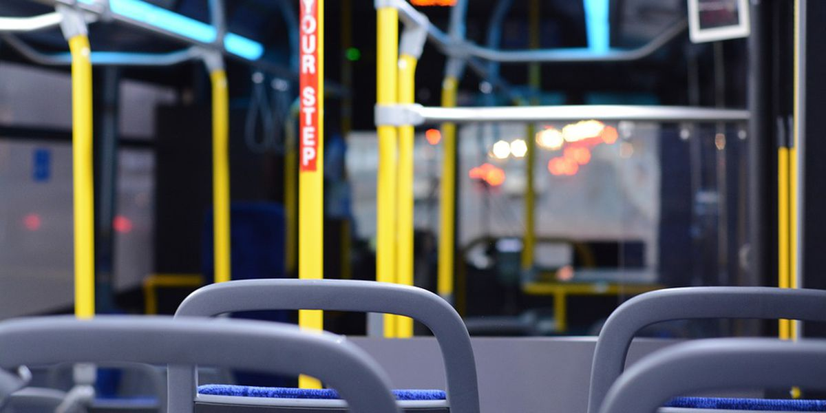 Middletown bus riders told to self-monitor for COVID-19