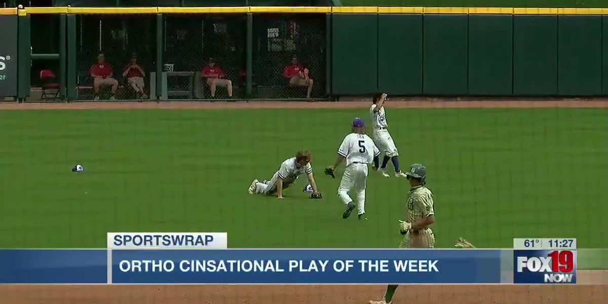 OrthoCinsational Play of the Week: Jack Vogele