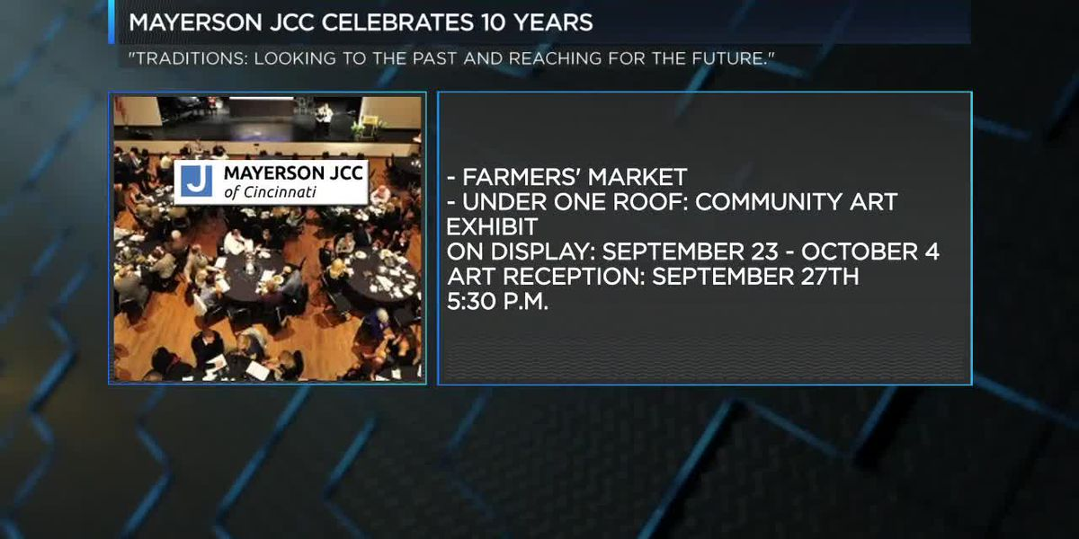 The Mayerson JCC is celebrating its 10th anniversary