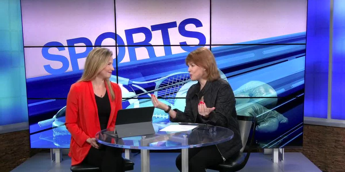 Sports Xtra with Betsy Ross