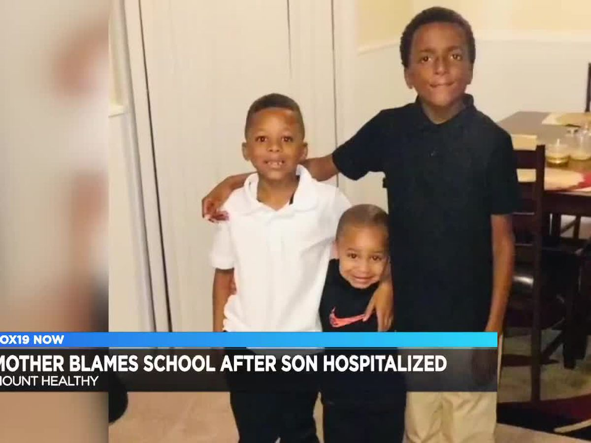 Mother blames school after son is hospitalized, says she wasn't contacted about inhaler use