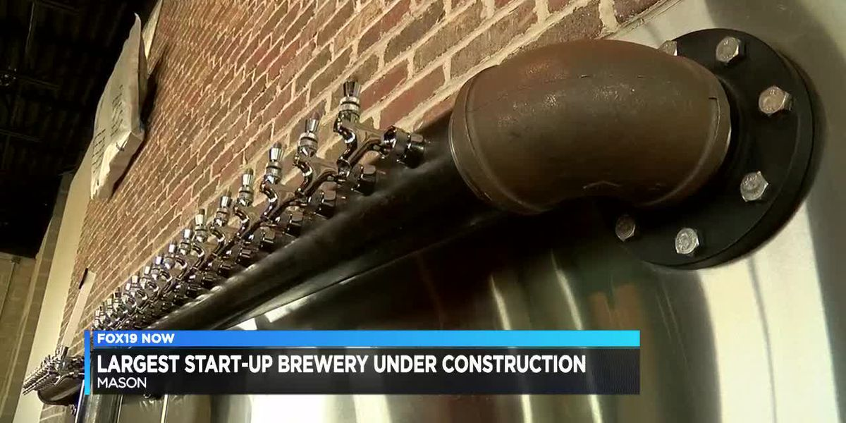 New brewery to open in Mason