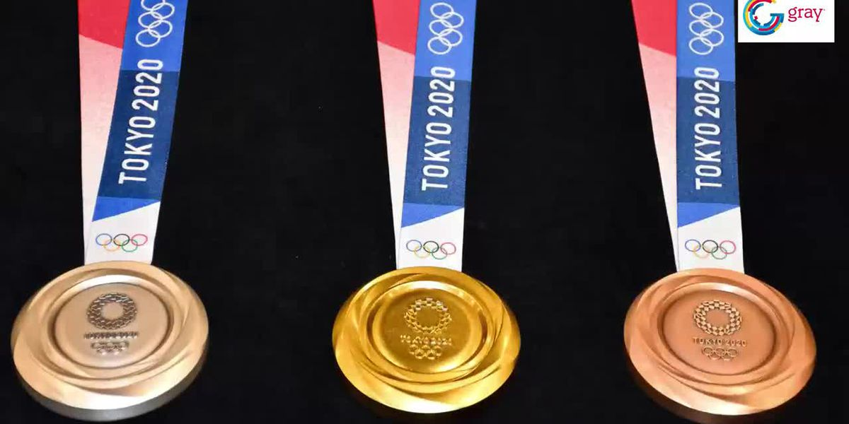 Tokyo 2020 Olympic medals to be made from recycled cellphones