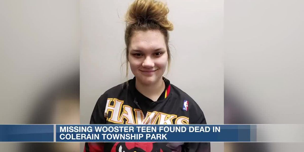 Missing teen found dead in Colerain Township park