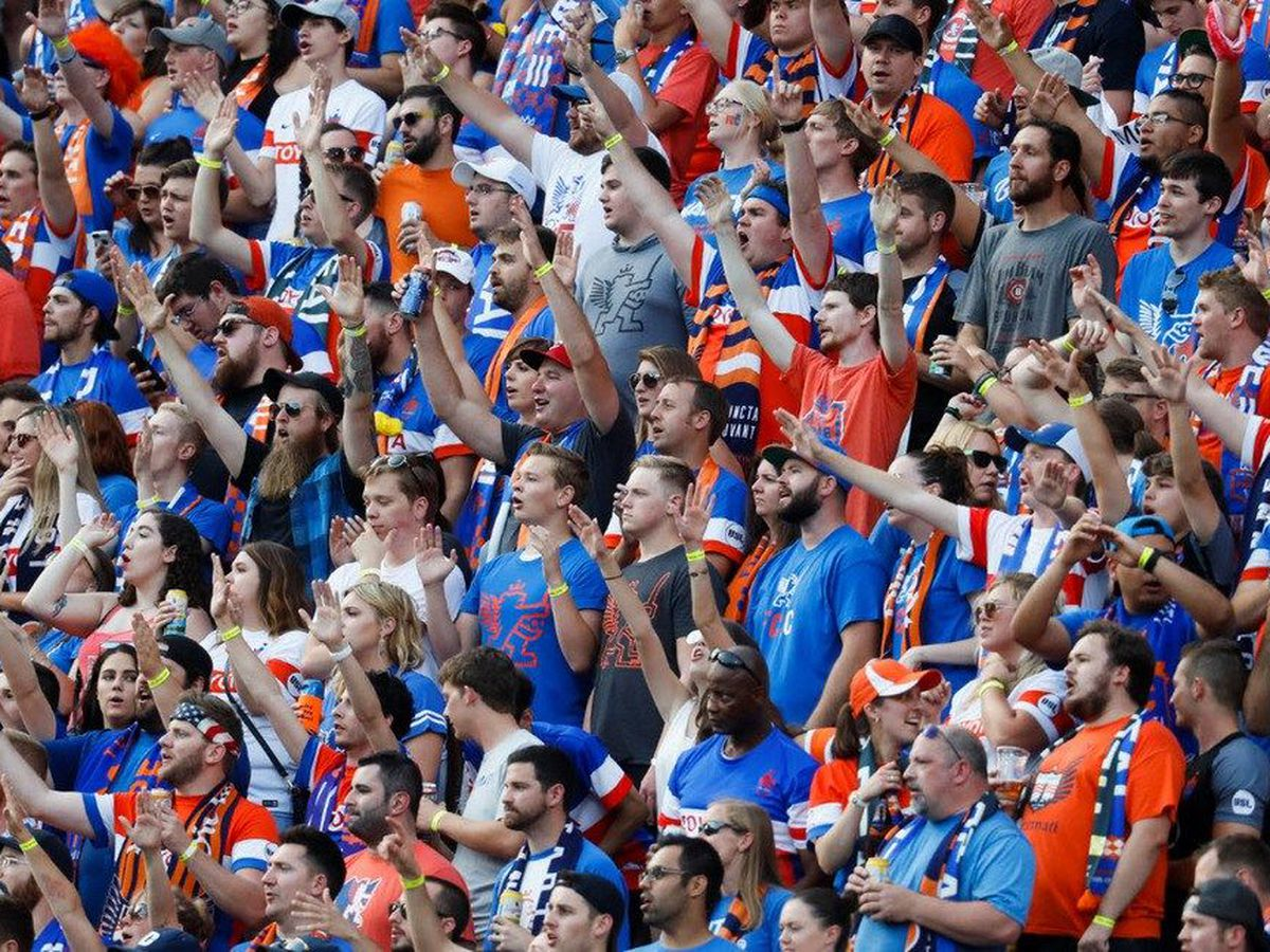 FC Cincinnati locks up one-seed for playoffs with 2-1 win