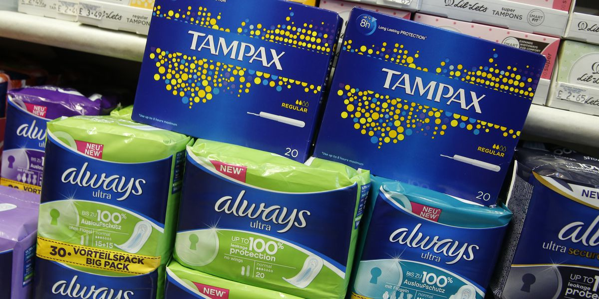 Repeal of 'pink tax' clears Ohio House, would eliminate tax on feminine hygiene products