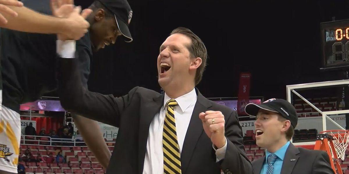 UC names John Brannen new head basketball coach