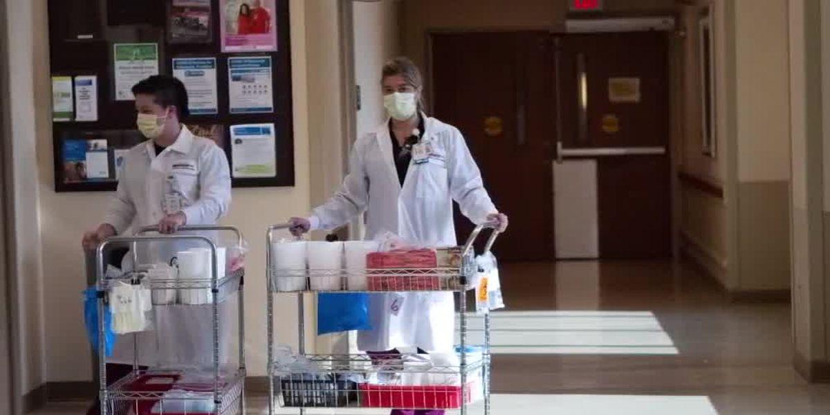 Atrium pulls administrative staff to help nurses amid COVID-19 pandemic