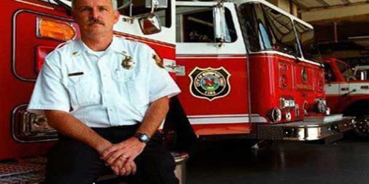 Norwood's retired fire chief dies: 'My heart breaks'