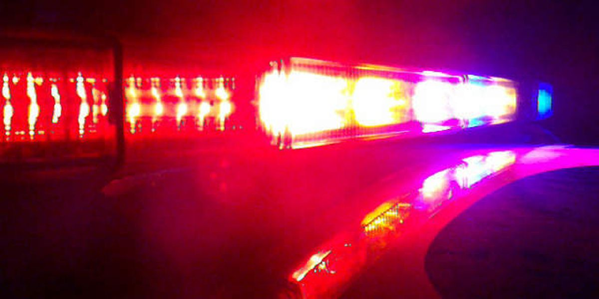Overturned semi closes Butler County intersection