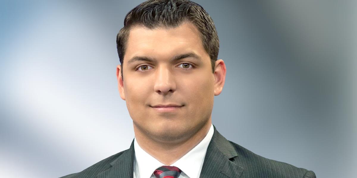 Reporter/Anchor Ken Brown