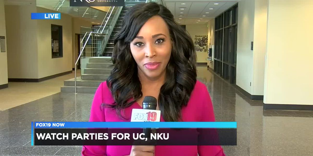 NKU and UC watch parties