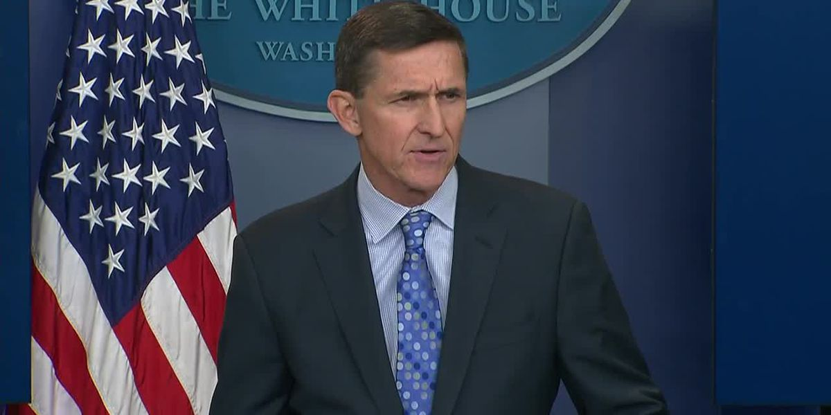 Trump pardons former national security adviser Michael Flynn