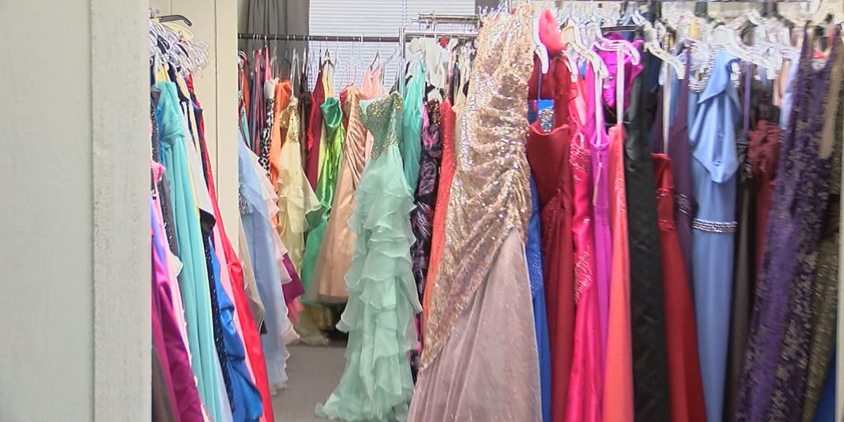 ReProm offers dress exchange, low-cost dresses for prom season