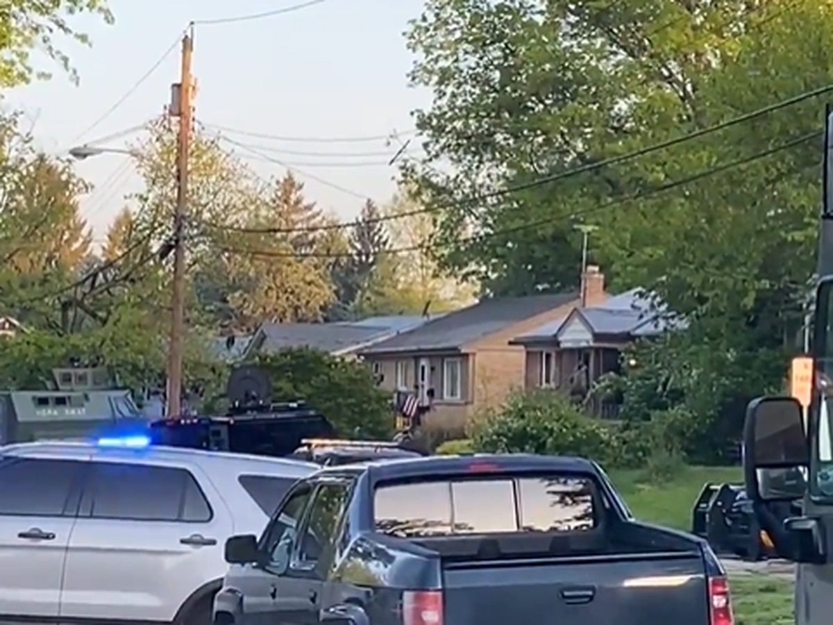 SWAT situation ends in Springfield Twp