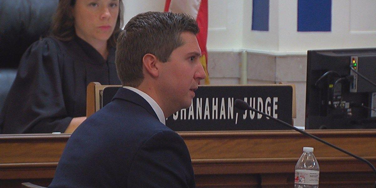 Dubose family reacts to Tensing's testimony