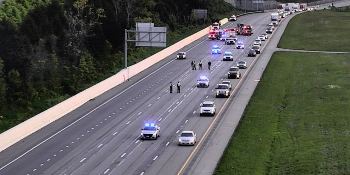 I-75 shooting in West Chester an isolated incident, OSP says
