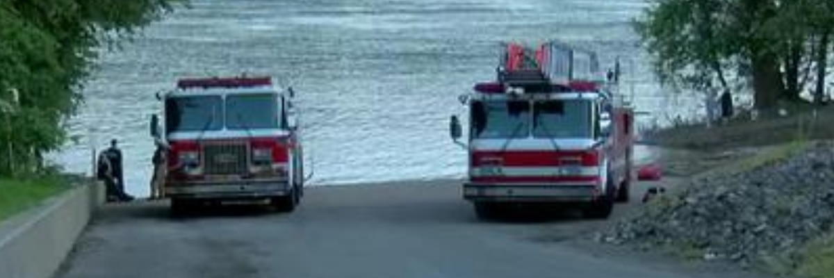Search called off for woman in Ohio River