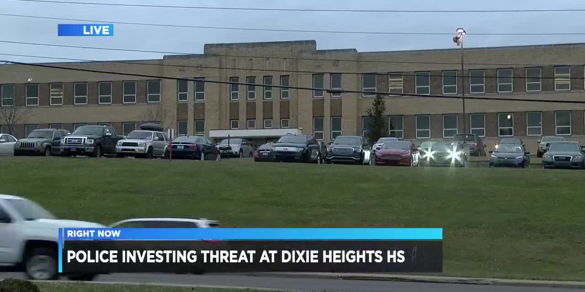 Police investigate threat at Dixie Heights HS
