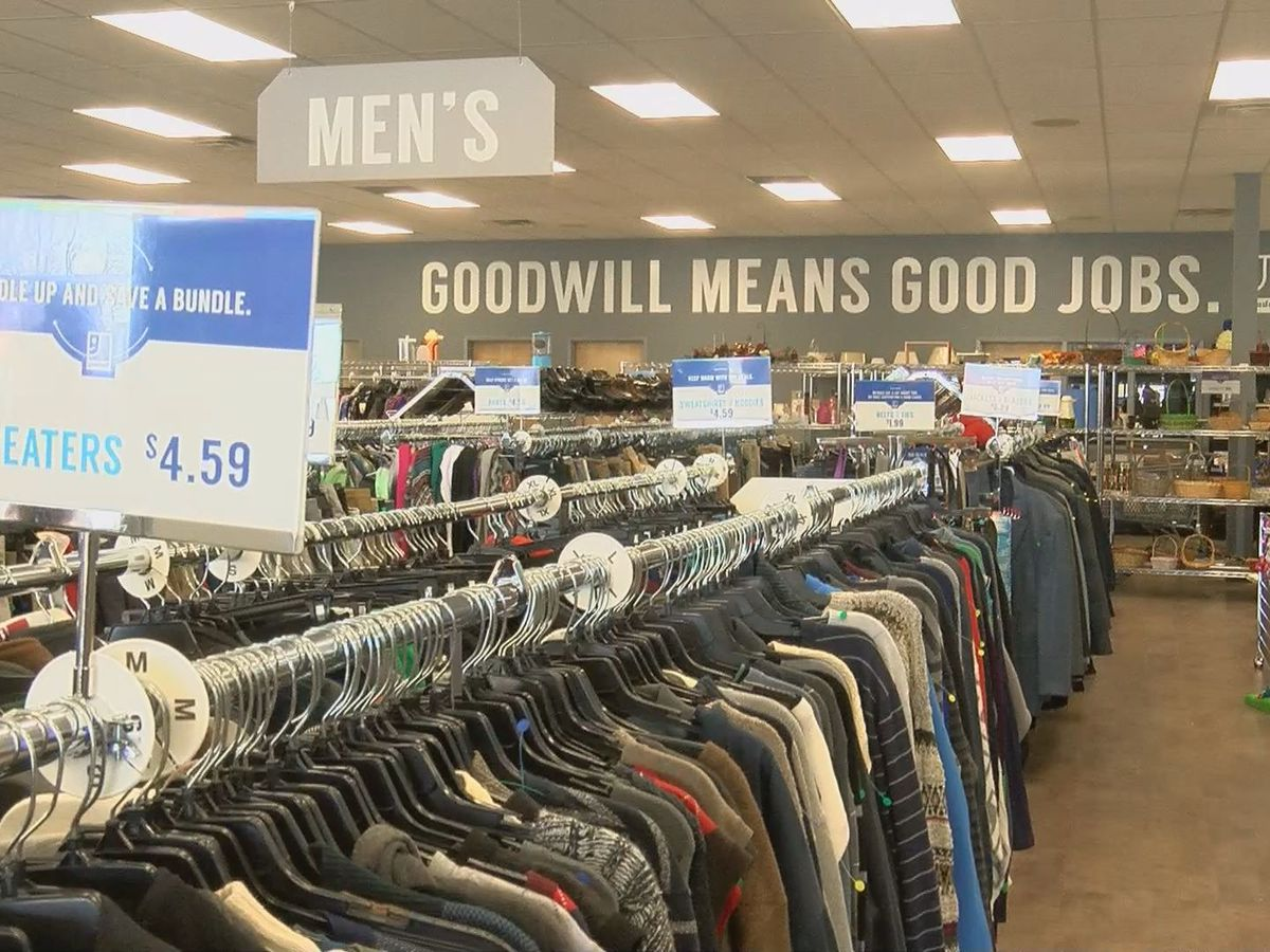 Ohio Valley Goodwill fairly certain Marie Kondo is why donations spiked in January