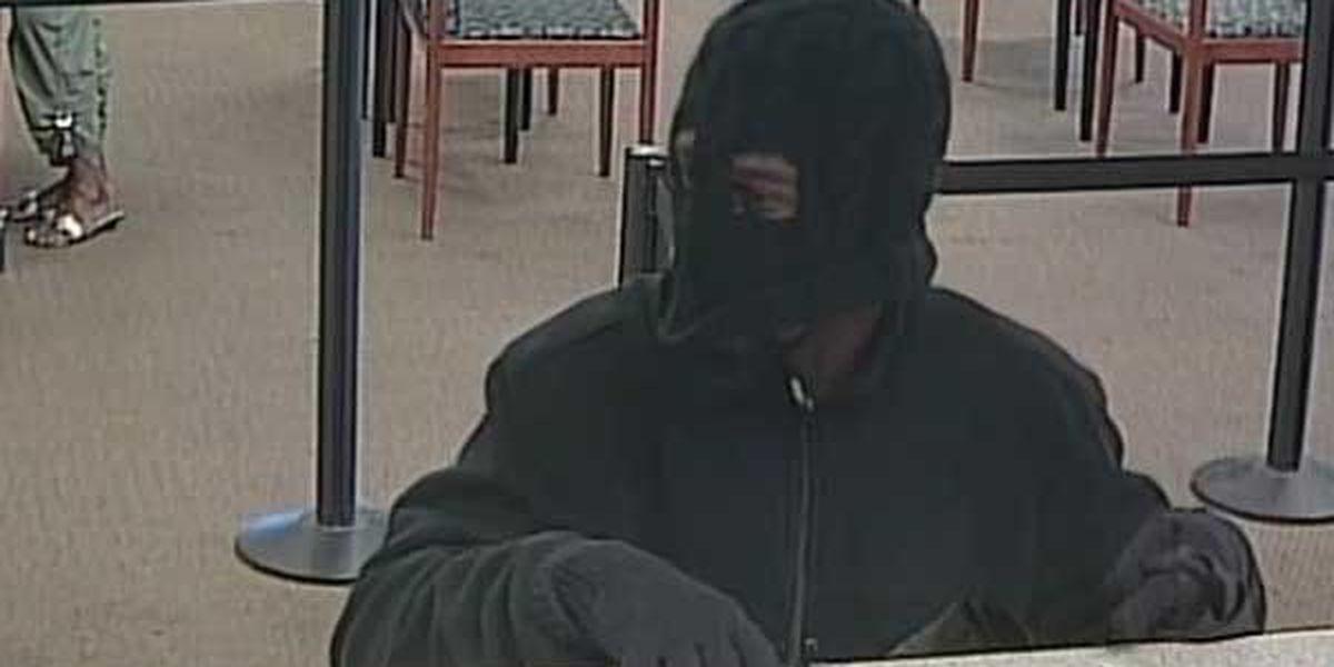 Police need help identifying Springdale bank robber