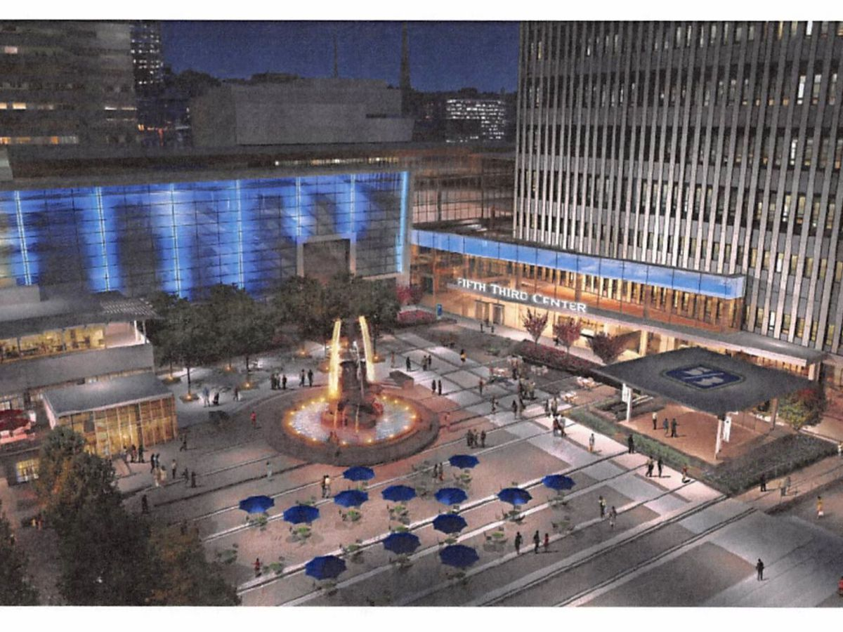 Council to vote on major changes to Fountain Square