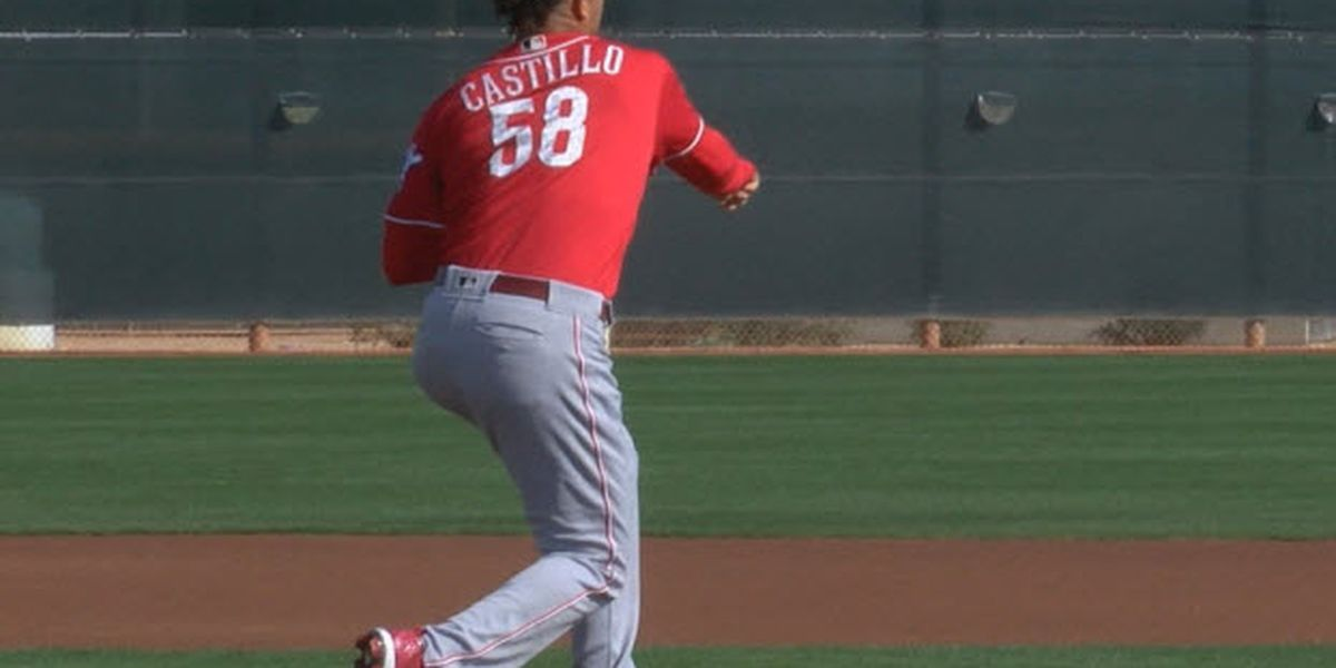 Luis Castillo is lone Reds player to make All-Star Game