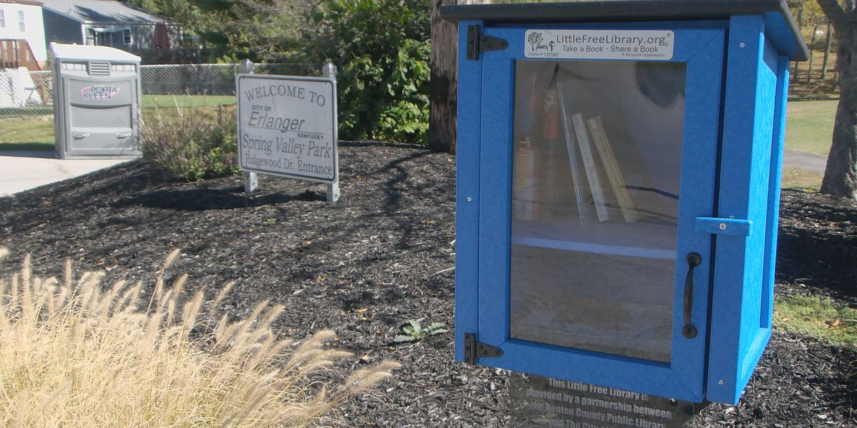 Little Free Library posts helping kids, adults find reading materials